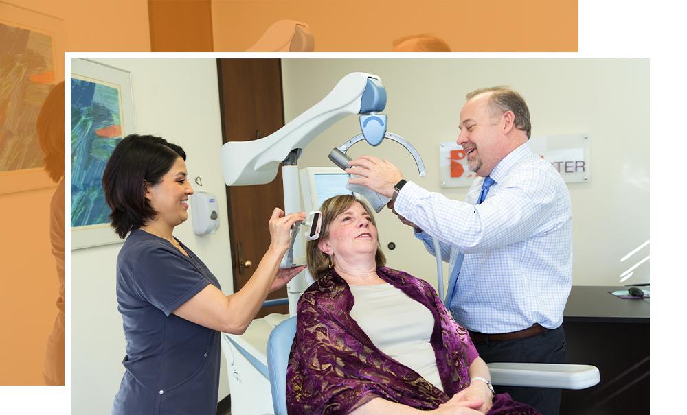 TMS Center Patient